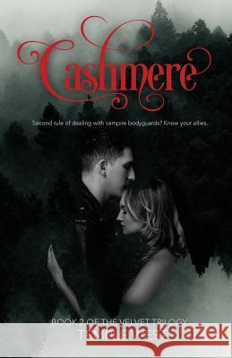 Cashmere: Book 2 of the Velvet Trilogy Temple West 9780998341507