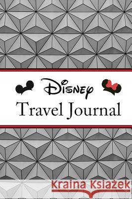Disney Travel Journal Natalie Henley 9781079393897 Independently Published