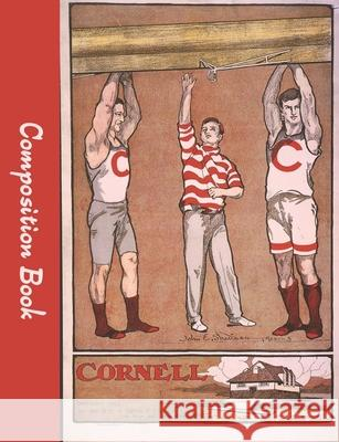 Cornell Composition Book: College Rule Notebook John E. Sheridan Paper Trail Journals 9781086763577