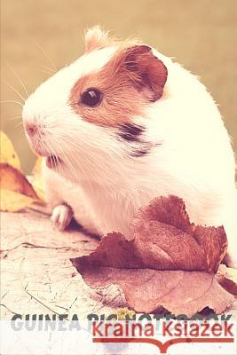 Guinea Pig Notebook: For Notes Gnpg Bookmakers 9781091648562