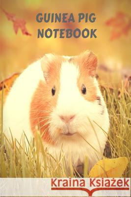 Guinea Pig Notebook: For Taking Notes Gnpg Bookmakers 9781091648593