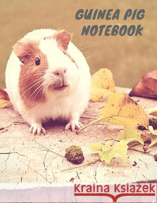 Guinea Pig Notebook Gnpg Bookmakers 9781091651715