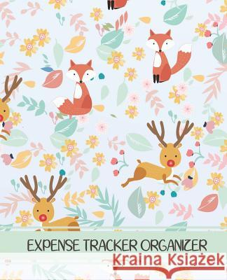 Expense Tracker Organizer: Expense Tracker Organizer Organizer Keeps Track of Finances, Household Expenses & Finance Tracker 7.5x9.25 Inches Jessa a. Griffiths 9781092899635