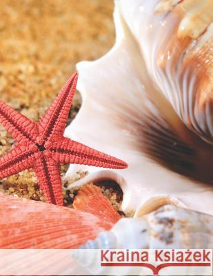 Beach Journal: Seashells, Starfish Exploring The Seashore Visiting A Quint Seaside Village (Travel Memories, Notebook, Trip Diary, Co Wolf Mountai 9781095415153