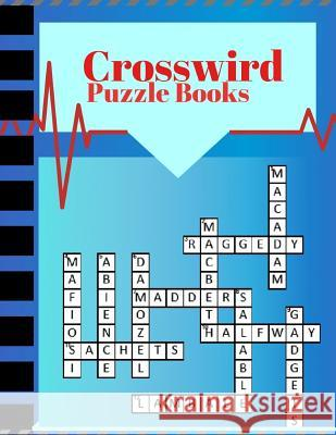 Crosswird Puzzle Books: Framework Puzzle Book, The New York Times Puzzlemaster Crossword Puzzles and Introduction (Mega Crossword Puzzles) Samurel M. Kardem 9781096045694