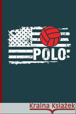 Polo: Water Polo sports notebooks gift (6