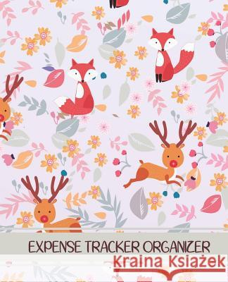 Expense Tracker Organizer: Cash Diary Book, Personal Expense Tracker 7.5x9.25 inches Jessa A. Griffiths 9781098954970