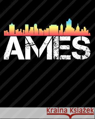 Ames: Daily Weekly and Monthly Planner for Organizing Your Life Dt Productions 9781099139956