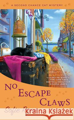 No Escape Claws Sofie Ryan 9781101991244