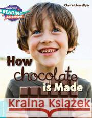How Chocolate Is Made Turquoise Band Claire Llewellyn 9781107576162
