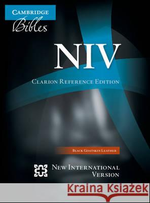 Clarion Reference Bible-NIV  9781107595149