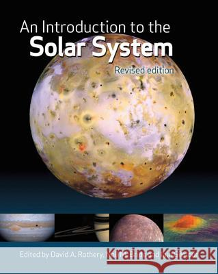 An Introduction to the Solar System  9781107600928