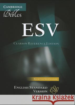 Clarion Reference Bible-ESV    9781107648296