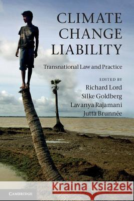 Climate Change Liability: Transnational Law and Practice Jutta Brunnee 9781107673663