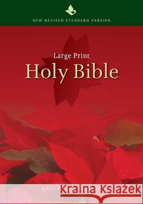 NRSV Large-Print Text Bible, NR690:T    9781108419482