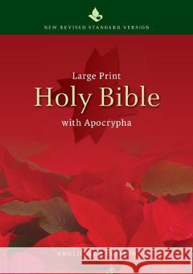 NRSV Large-Print Text Bible with Apocrypha, NR690:TA    9781108419499