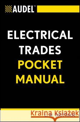 Audel Electrical Trades Pocket Manual L. W. Brittian 9781118086643