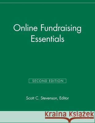 Online Fundraising Essentials SFR,  9781118676844