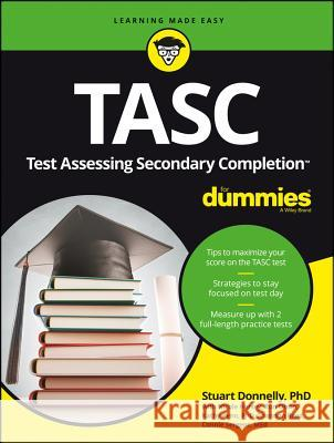 TASC for Dummies Wiley,  9781118966433