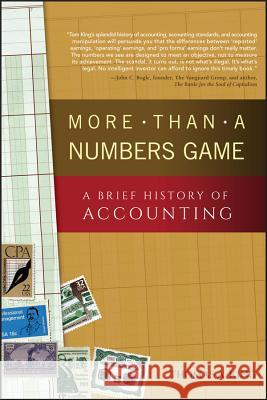 More Than a Numbers Game Thomas A. King King 9781119086963