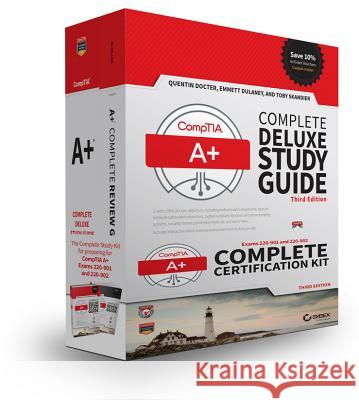 Comptia A+ Complete Certification Kit: Exams 220-901 and 220-902 Docter, Quentin 9781119139744