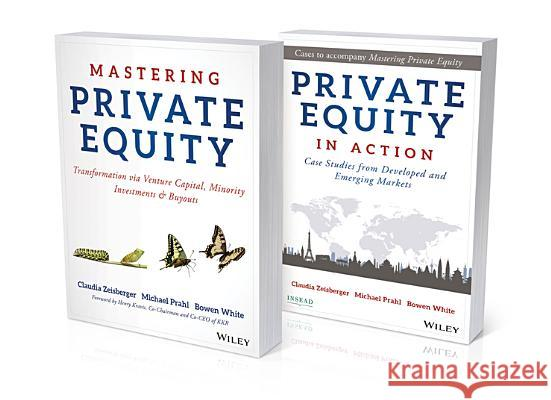 Mastering Private Equity Set Zeisberger, C 9781119328032