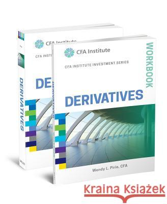 Derivatives + Workbook Set Pinto                                    Wendy L. Pirie 9781119405085