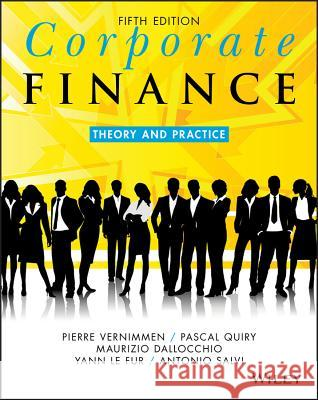 Corporate Finance : Theory and Practice Vernimmen, P 9781119424482