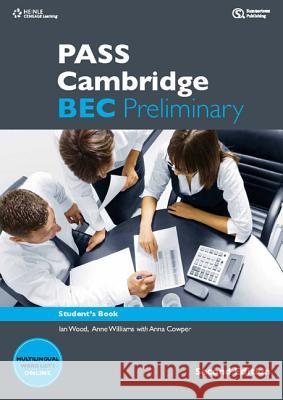 Pass Cambridge Bec Preliminary Ian Wood 9781133313205