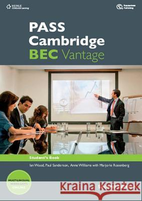 Pass Cambridge Bec Vantage Ian Wood 9781133315575
