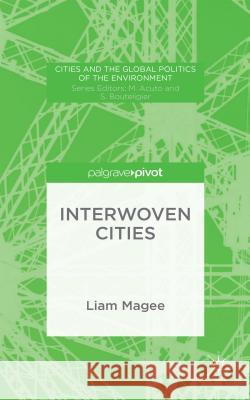Interwoven Cities Liam Magee 9781137546159
