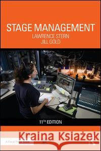 Stage Management Lawrence Stern Alice R. O'Grady 9781138124479