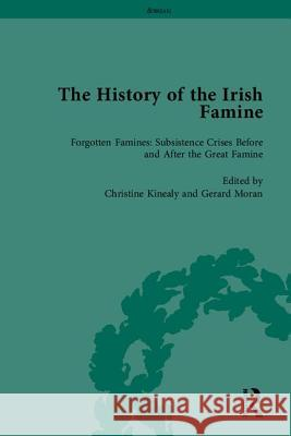 The History of the Irish Famine Christine Kinealy Jason King Gerard Moran 9781138200777 Routledge