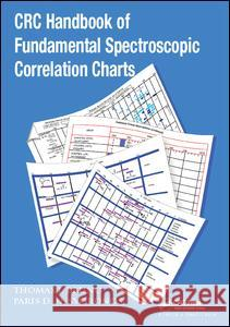 CRC Handbook of Fundamental Spectroscopic Correlation Charts  9781138410206
