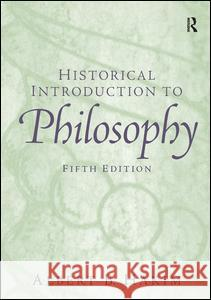 Historical Introduction to Philosophy Albert B. Hakim 9781138432598 Routledge