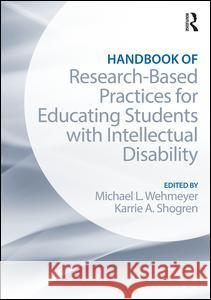 educating students with autism spectrum disorders zager dianne wehmeyer michael l simpson richard l