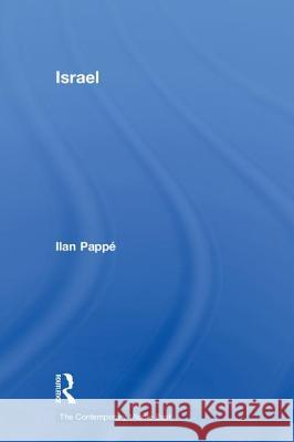 Israel Ilan Pappe 9781138887183