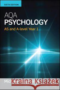 Aqa Psychology: As and A-Level Year 1 Michael W. Eysenck 9781138902091