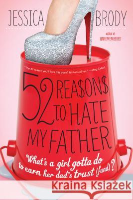 52 Reasons to Hate My Father Jessica Brody 9781250024596