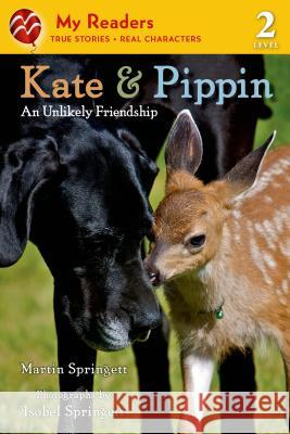 Kate & Pippin: An Unlikely Friendship Martin Springett Isobel Springett 9781250055699