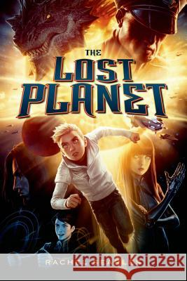 The Lost Planet Rachel Searles 9781250056887 Square Fish