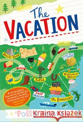 The Vacation Polly Horvath 9781250062796 Square Fish