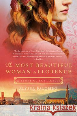 The Most Beautiful Woman in Florence: A Story of Botticelli Alyssa Palombo 9781250071507