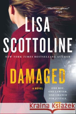 Damaged Lisa Scottoline 9781250099648