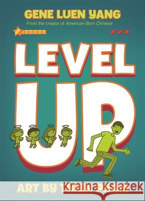 Level Up Gene Luen Yang Thien Pham 9781250108111