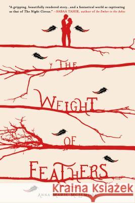The Weight of Feathers Anna-Marie McLemore 9781250115997
