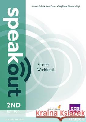 Speakout Starter 2nd Edition Workbook without Key Stephanie Dimond-Bayer 9781292114484 Pearson Education Limited