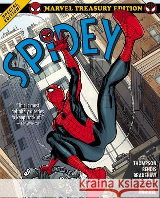 Spidey: All-New Marvel Treasury Edition Robbie Thompson Nick Bradshaw 9781302902056