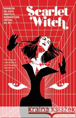 Scarlet Witch, Volume 3: The Final Hex Marvel Comics 9781302902667
