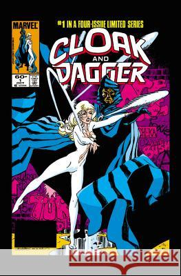 Cloak and Dagger: Shadows and Light Bill Mantlo Al Milgrom Chris Claremont 9781302904241 Marvel Comics